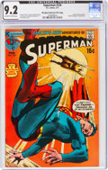 Bronze Age (1970-1979):Superhero, Superman #234 Murphy Anderson File Copy (DC, 1971) CGC NM- 9.2 Off-white to white pages....
