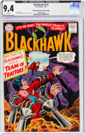 Silver Age (1956-1969):Superhero, Blackhawk #214 Murphy Anderson File Copy (DC, 1965) CGC NM 9.4 White pages....