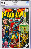 Silver Age (1956-1969):Superhero, Blackhawk #231 Murphy Anderson File Copy (DC, 1967) CGC NM 9.4 Off-white to white pages....