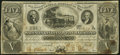 Obsoletes By State:Indiana, Columbus, IN- Madison & Indianapolis Rail Road Company $5 Dec. 27, 1842 Fine-Very Fine.. ...