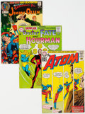 Silver Age (1956-1969):Superhero, DC Silver to Bronze Age Superhero Group of 4 (DC, 1963-71).... (Total: 4 Comic Books)