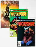 Modern Age (1980-Present):Superhero, Wolverine Group of 12 (Marvel, 1982-2002) Condition: Average NM-.... (Total: 12 Comic Books)
