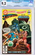 DC Comics Presents #47 Superman and the Masters of the Universe (DC, 1982) CGC NM- 9.2 White pages