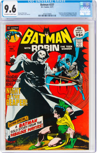 Batman #237 (DC, 1971) CGC NM+ 9.6 Off-white to white pages