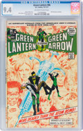 Bronze Age (1970-1979):Superhero, Green Lantern #86 (DC, 1971) CGC NM 9.4 Off-white to white pages....