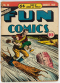 Golden Age (1938-1955):Adventure, More Fun Comics #46 (DC, 1939) Condition: PR....