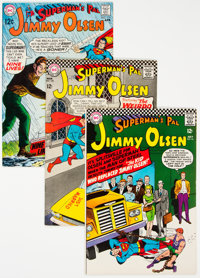 Superman's Pal Jimmy Olsen Group of 29 (DC, 1966-72) Condition: Average VF.... (Total: 29 Comic Books)