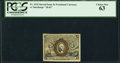 Fractional Currency:Second Issue, Fr. 1233 5¢ Second Issue PCGS Choice New 63.. ...