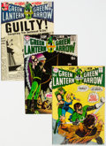 Bronze Age (1970-1979):Superhero, Green Lantern Group of 7 (DC, 1970-71) Condition: Average VF+.... (Total: 7 )