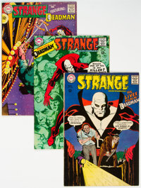 Strange Adventures Group of 10 (DC, 1967-68).... (Total: 10 Comic Books)
