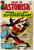 Silver Age (1956-1969):Superhero, Tales to Astonish #57 (Marvel, 1964) Condition: FN....