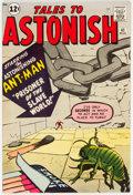 Silver Age (1956-1969):Superhero, Tales to Astonish #41 (Marvel, 1963) Condition: VG/FN....