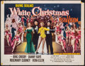 "Movie Posters:Musical, White Christmas (Paramount, 1954). Folded, Fine+. Half Sheet (22"" X 28""). Musical.. ..."