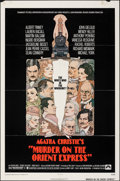 Movie Posters:Mystery, Murder on the Orient Express & Other Lot (Paramount, 1974)...