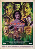 Movie Posters:Miscellaneous, The Oakley Court Film & Memorabilia Fair (2019). Rolled, Very Fine/Near Mint. Signed and Numbered Limited Edition Promotiona...