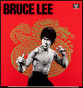 """Movie Posters:Action, Bruce Lee (20th Century Fox Video, c.1980s). Rolled, Very Fine-. Poster (34"""" X 36""""). Action.. ..."""
