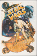 Movie Posters:Science Fiction, Star Wars: The First Ten Years (Killian Enterprises, 1987). Rolled, Very Fine+. Autographed and Numbered Limited Edit...