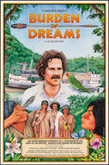 """Movie Posters:Documentary, Burden of Dreams (Flower Films, 1982). Rolled, Very Fine/Near Mint. Poster (18"""" X 27.25"""") Monte Dolack Artwork. Documentary...."""