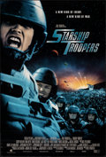 "Movie Posters:Science Fiction, Starship Troopers & Other Lot (Tri-Star, 1997). Rolled, Very Fine. One Sheets (4) (26.75"" X 39.75"" - 27"" X 41""). Scie..."
