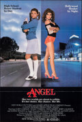 """Movie Posters:Thriller, Angel & Other Lot (New World, 1984). Folded, Very Fine-. One Sheets (2) (26.5"""" X 39.5"""" & 27"""" X 41""""). Thriller.. ... (Total: 2 Items)"""