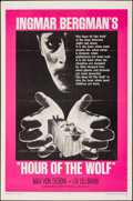 "Movie Posters:Foreign, Hour of the Wolf & Other Lot (Lopert, 1968). Folded, Very Fine-. One Sheets (2) (27"" X 41""). Foreign.. ... (Total: 2 Items)"