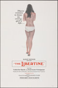 "Movie Posters:Sexploitation, The Libertine & Other Lot (Audubon, 1970). Folded, Very Fine-. One Sheets (2) (26.75"" X 40.75"" & 27"" X 41""). Sexploitation.... (Total: 2 Items)"