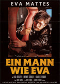 "Movie Posters:Foreign, A Man Like Eva & Other Lot (Filmwelt, 1984). Folded, Overall: Fine/Very Fine. German A1 (23.25"" X 33"") & One Sheet (27"" X 41... (Total: 2 Items)"