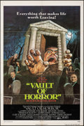 "Movie Posters:Horror, Vault of Horror (Cinerama Releasing, 1973). Folded, Very Fine-. One Sheet (27"" X 41""). Horror.. ..."