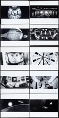 "Movie Posters:Science Fiction, 2001: A Space Odyssey (MGM, 1968). Fine/Very Fine. Photos (17) (8"" X 10""). Science Fiction.. ... (Total: 17 Items)"