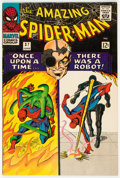 Silver Age (1956-1969):Superhero, The Amazing Spider-Man #37 (Marvel, 1966) Condition: VF....