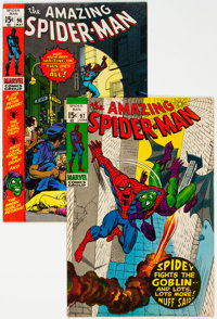 The Amazing Spider-Man #96 and 97 Group (Marvel, 1971).... (Total: 2)