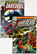 Modern Age (1980-Present):Superhero, Daredevil #158 and 168 Group (Marvel, 1979-81).... (Total: 2 Comic Books)