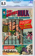 Silver Age (1956-1969):Superhero, Tales to Astonish #70 (Marvel, 1965) CGC VF+ 8.5 Off-white pages....