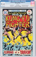 Bronze Age (1970-1979):Superhero, Richard Dragon Kung-Fu Fighter #1 (DC, 1975) CGC NM 9.4 White pages....