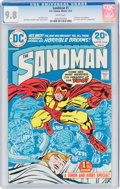 Bronze Age (1970-1979):Superhero, Sandman #1 (DC, 1974) CGC NM/MT 9.8 White pages....