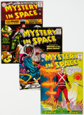 Silver Age (1956-1969):Science Fiction, Mystery in Space Group of 10 (DC, 1958-66) Condition: Average FN+.... (Total: 10 Comic Books)