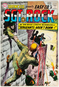 Silver Age (1956-1969):War, Showcase #45 Sgt. Rock (DC, 1963) Condition: FN....