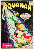 Silver Age (1956-1969):Superhero, Aquaman #11 (DC, 1963) Condition: GD+....