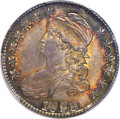1829 50C Large Letters, O-110, R.2, MS64 PCGS. CAC....(PCGS# 39791)