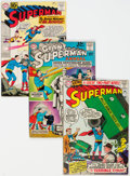 Silver Age (1956-1969):Superhero, Superman Group of 19 (DC, 1960-70) Condition: Average VG.... (Total: 19 Comic Books)