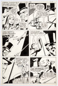 Original Comic Art:Panel Pages, Dick Ayers and Jack Abel Freedom Fighters #14 Story Page 13 Original Art (DC Comics, 1978). ...