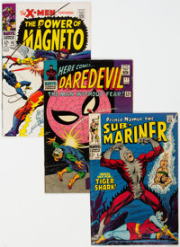 Marvel Silver Age Comics Group of 12 (Marvel, 1960s) Condition: Average FN+.... (Total: 12 Comic Books)