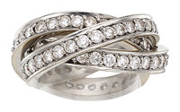 Diamond, White Gold Eternity Ring