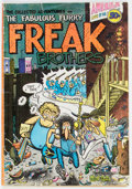 Bronze Age (1970-1979):Alternative/Underground, The Fabulous Furry Freak Brothers #1 (Rip Off Press, 1971) Condition: VG....