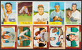 Baseball Cards:Sets, 1954 & 1955 Bowman Baseball Partial Sets (2). ...