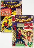 Silver Age (1956-1969):Superhero, The Amazing Spider-Man #11 and 15 Group (Marvel, 1964) Condition: Average GD/VG.... (Total: 2 Comic Books)