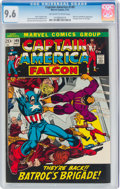 Bronze Age (1970-1979):Superhero, Captain America #149 (Marvel, 1972) CGC NM+ 9.6 Off-white to white pages....