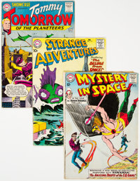 DC Silver Age Group of 35 (DC, 1960s) Condition: Average GD+.... (Total: 35 Comic Books)