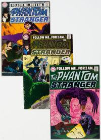 The Phantom Stranger Group of 41 (DC, 1969-88) Condition: Average FN+.... (Total: 41 Comic Books)