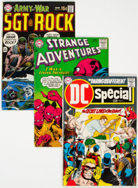 DC Silver Age Comics Group of 25 (DC, 1960s) Condition: Average VG.... (Total: 25 Comic Books)